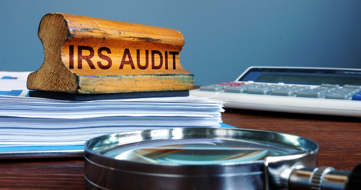 Avoid These Small Business IRS Audit Mistakes Image